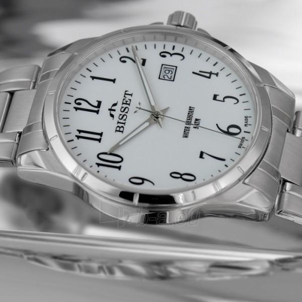 Men's watch BISSET Detroit BSDD55SAWX05BX Paveikslėlis 2 iš 9 30069605781