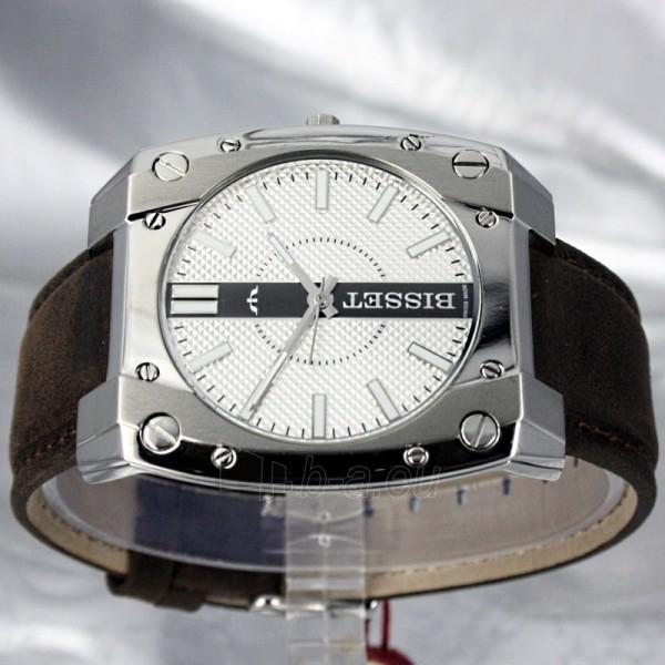 Men's watch BISSET Eleven M6M BSCC82 MS WHB BR Paveikslėlis 4 iš 8 30069605782