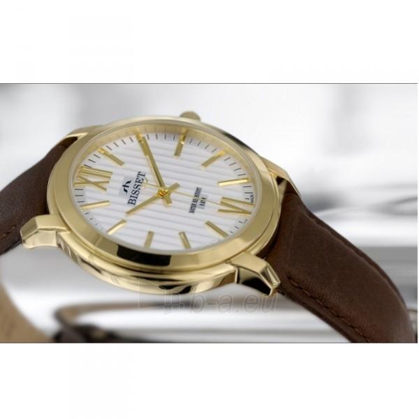 Vyriškas laikrodis BISSET Elizeusz III BSCD58GISX05BX Paveikslėlis 1 iš 2 310820052777