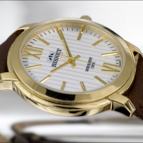 Vyriškas laikrodis BISSET Elizeusz III BSCD58GISX05BX Paveikslėlis 2 iš 2 310820052777