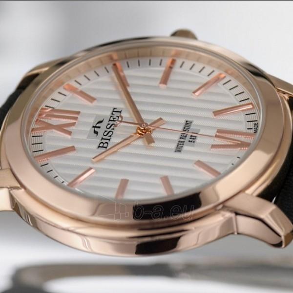 Vyriškas laikrodis BISSET Elizeusz III BSCD58RISX05BX Paveikslėlis 2 iš 2 30069605785