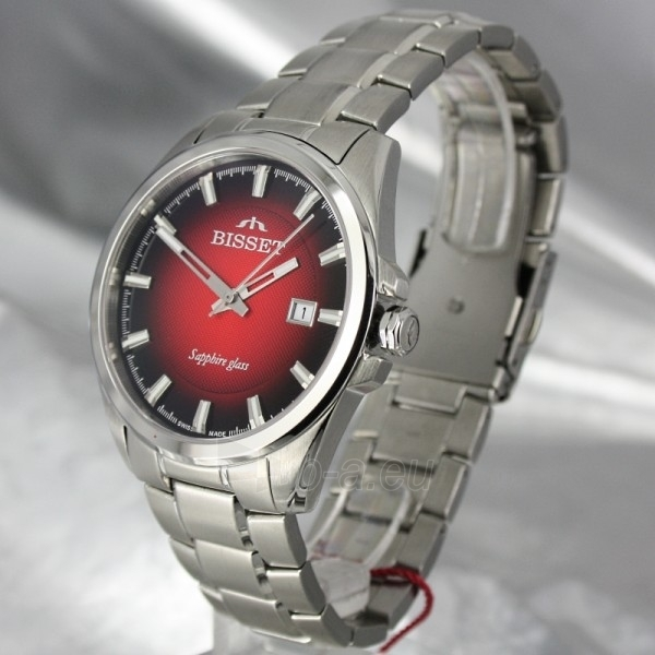 Vīriešu pulkstenis BISSET Emonith BSDC94SIRX Paveikslėlis 1 iš 8 30069605787