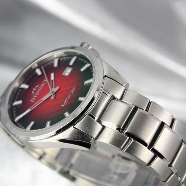 Vīriešu pulkstenis BISSET Emonith BSDC94SIRX Paveikslėlis 4 iš 8 30069605787