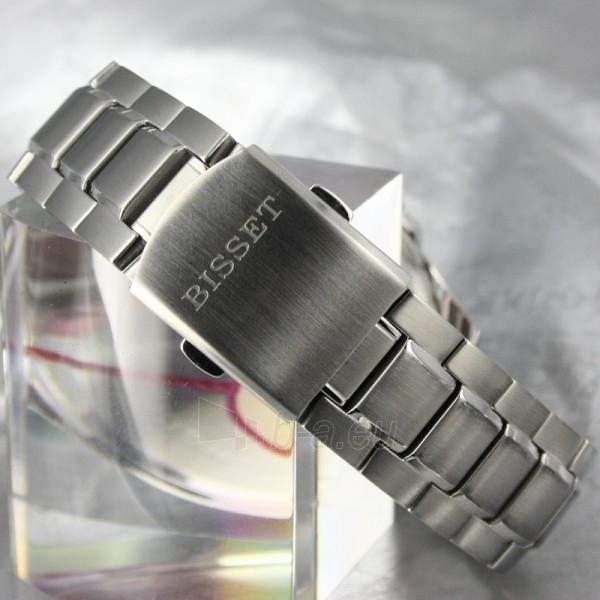 Vīriešu pulkstenis BISSET Emonith BSDC94SIRX Paveikslėlis 6 iš 8 30069605787