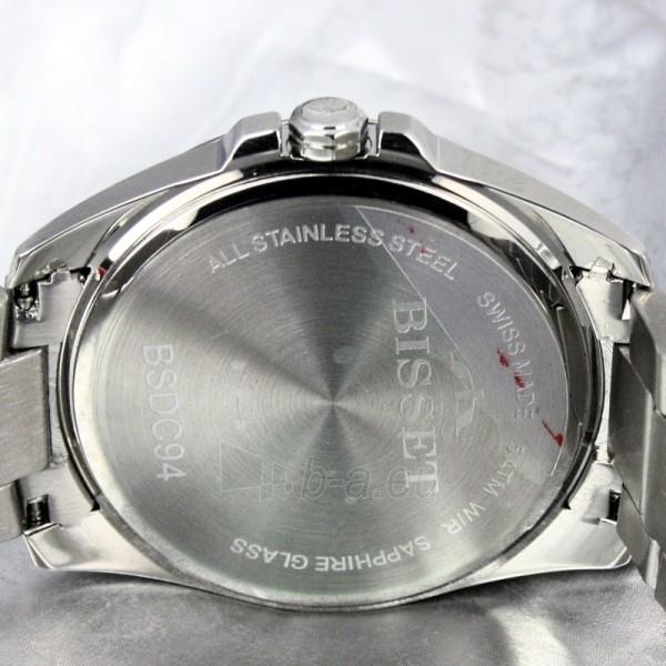 Vīriešu pulkstenis BISSET Emonith BSDC94SIRX Paveikslėlis 8 iš 8 30069605787