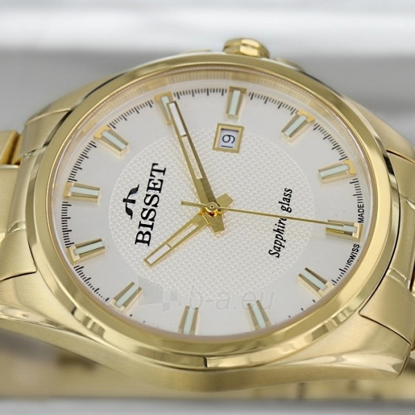 Vyriškas laikrodis BISSET Emonith I BSDX94GISX05BX Paveikslėlis 2 iš 9 30069605790