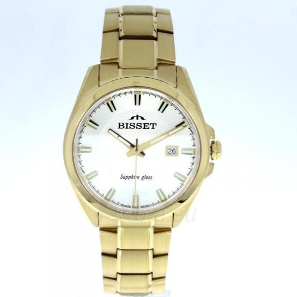 Vyriškas laikrodis BISSET Emonith I BSDX94GISX05BX Paveikslėlis 8 iš 9 30069605790