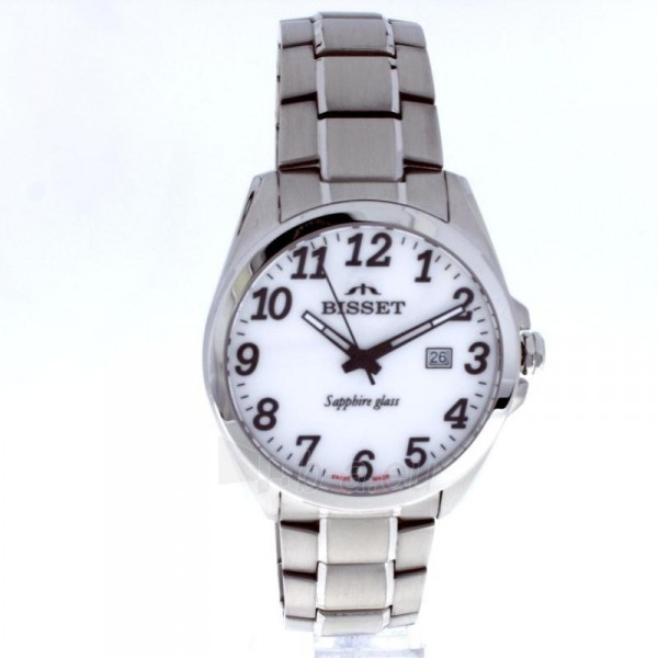 Men's watch BISSET Emonith I BSDX94SAWX05BX Paveikslėlis 9 iš 9 30069605791