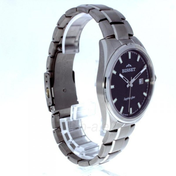 Men's watch BISSET Emonith I BSDX94SIBX05BX Paveikslėlis 8 iš 9 30069605792