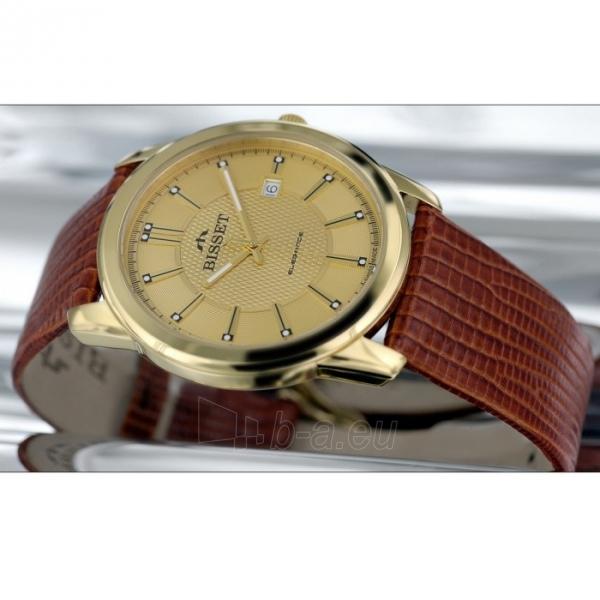 Male laikrodis BISSET Etermet BSCC98GIGX03B1 Paveikslėlis 1 iš 2 30069606698