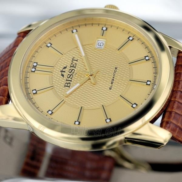 Male laikrodis BISSET Etermet BSCC98GIGX03B1 Paveikslėlis 2 iš 2 30069606698