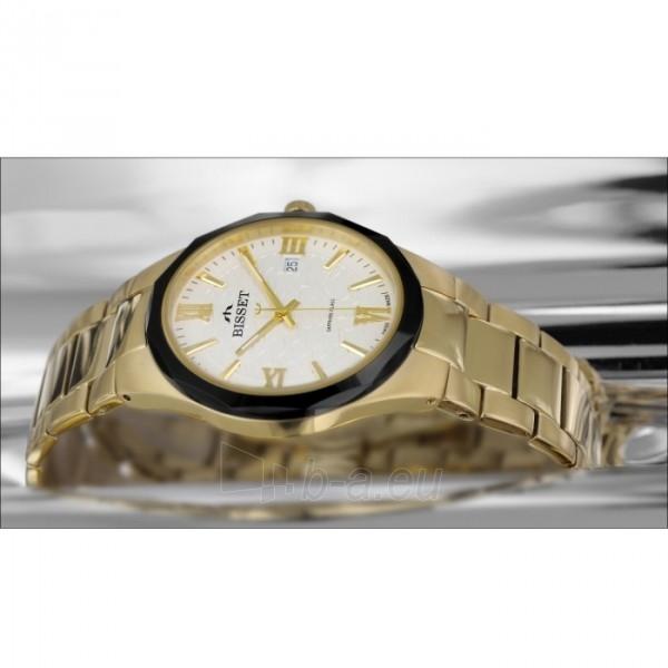 Vyriškas laikrodis BISSET Hardy BSDD62GWSG05BX Paveikslėlis 1 iš 9 30069605801