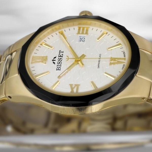 Vyriškas laikrodis BISSET Hardy BSDD62GWSG05BX Paveikslėlis 2 iš 9 30069605801