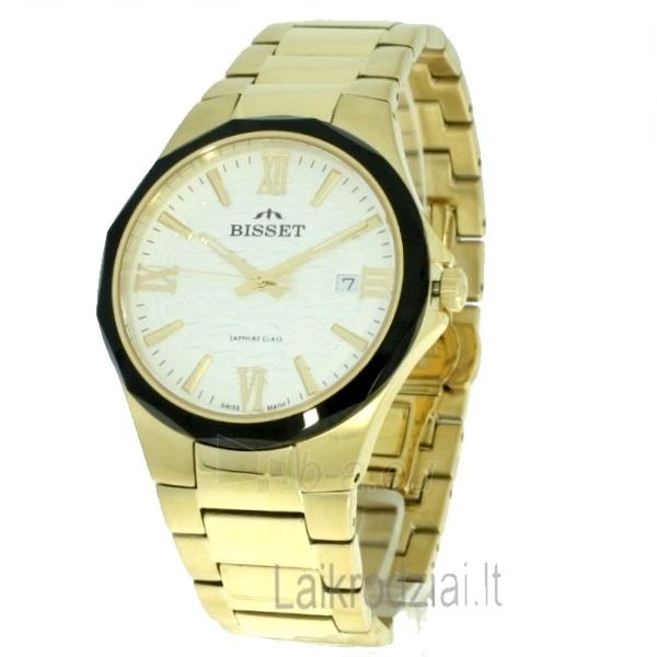 Vyriškas laikrodis BISSET Hardy BSDD62GWSG05BX Paveikslėlis 3 iš 9 30069605801