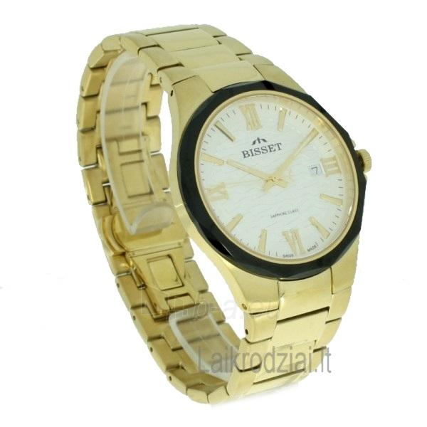 Vyriškas laikrodis BISSET Hardy BSDD62GWSG05BX Paveikslėlis 8 iš 9 30069605801