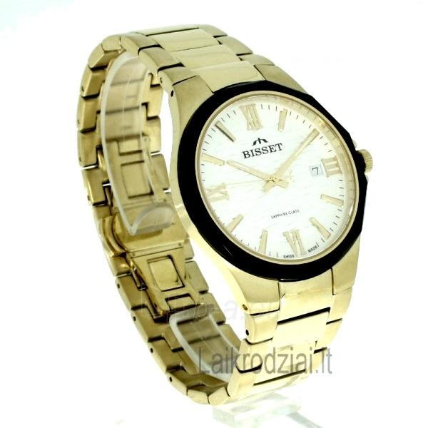 Vyriškas laikrodis BISSET Hardy BSDD62GWSG05BX Paveikslėlis 9 iš 9 30069605801