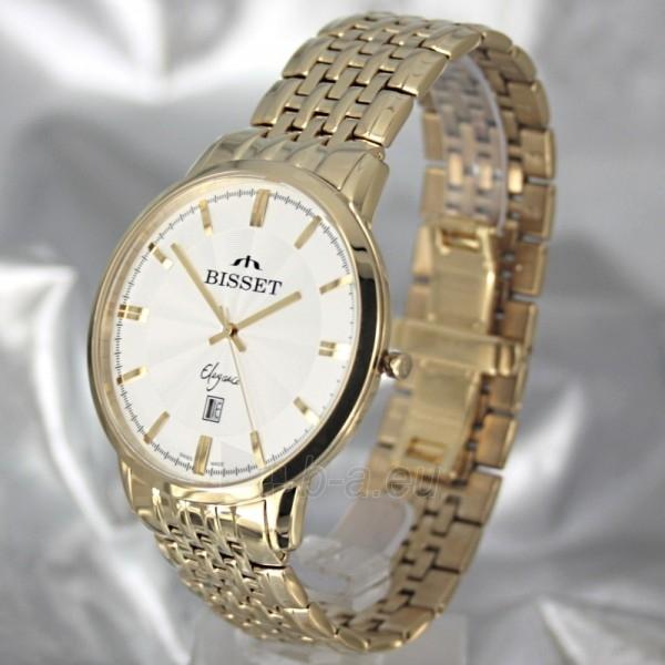 Vyriškas laikrodis BISSET Malibu Gents BS25C32 MG WH Paveikslėlis 1 iš 7 30069605811