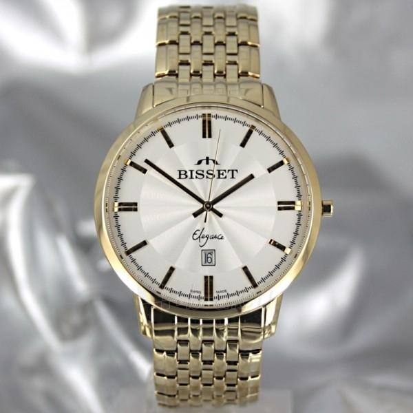 Vyriškas laikrodis BISSET Malibu Gents BS25C32 MG WH Paveikslėlis 2 iš 7 30069605811