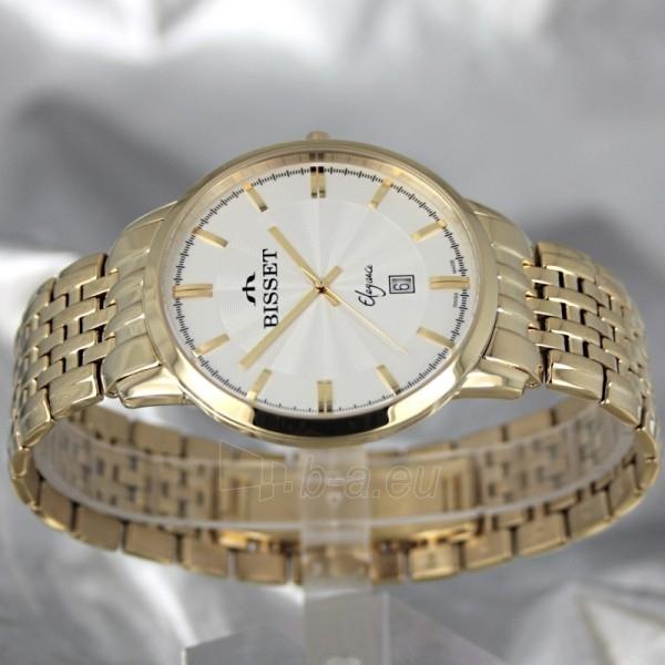 Vyriškas laikrodis BISSET Malibu Gents BS25C32 MG WH Paveikslėlis 3 iš 7 30069605811