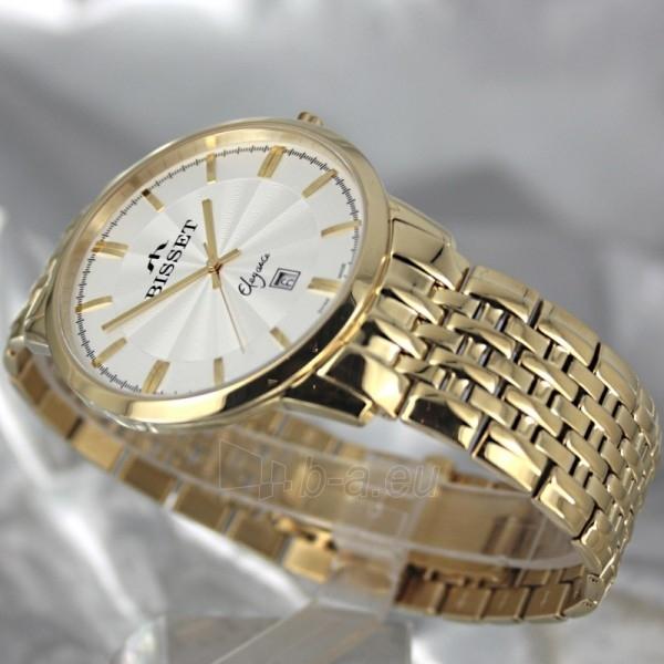 Vyriškas laikrodis BISSET Malibu Gents BS25C32 MG WH Paveikslėlis 4 iš 7 30069605811