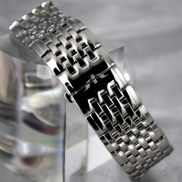 Vyriškas laikrodis BISSET Malibu Gents BSDC89 MS BK Paveikslėlis 5 iš 6 30069605812