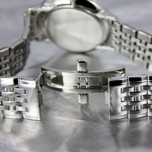 Vyriškas laikrodis BISSET Malibu Gents BSDC89 MS BK Paveikslėlis 6 iš 6 30069605812
