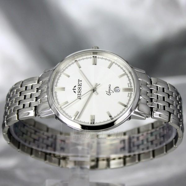 Vyriškas laikrodis BISSET Malibu Gents BSDC89 MS WH Paveikslėlis 3 iš 7 30069605813