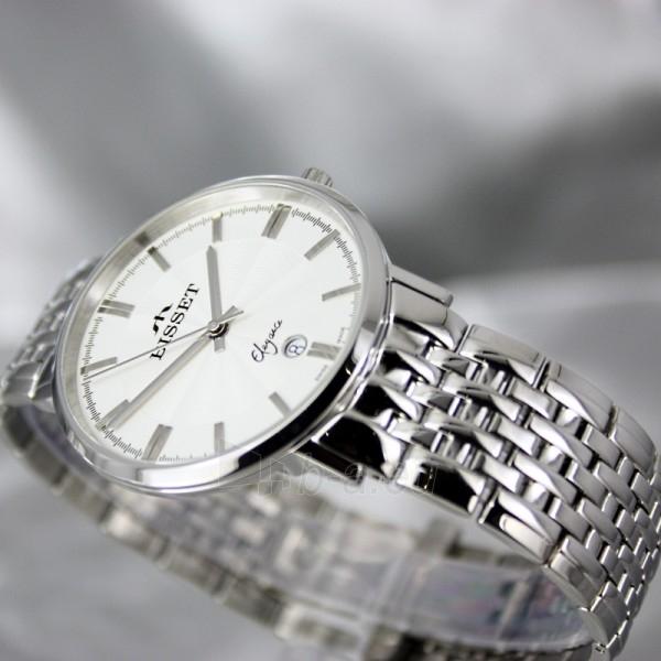 Vyriškas laikrodis BISSET Malibu Gents BSDC89 MS WH Paveikslėlis 4 iš 7 30069605813