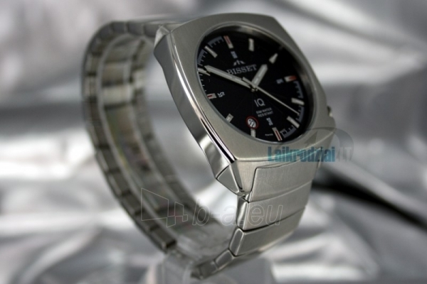 Men's watch BISSET Mateplate XB2DB41SIBR05BX Paveikslėlis 1 iš 9 30069605815