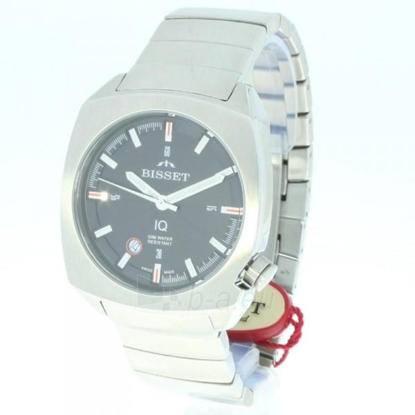 Men's watch BISSET Mateplate XB2DB41SIBR05BX Paveikslėlis 4 iš 9 30069605815