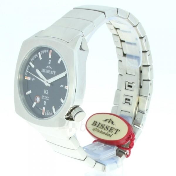 Men's watch BISSET Mateplate XB2DB41SIBR05BX Paveikslėlis 5 iš 9 30069605815
