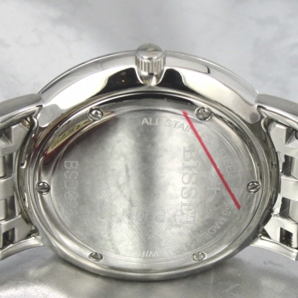 Male laikrodis BISSET Montowa BSDC96SIBX Paveikslėlis 2 iš 8 30069610811