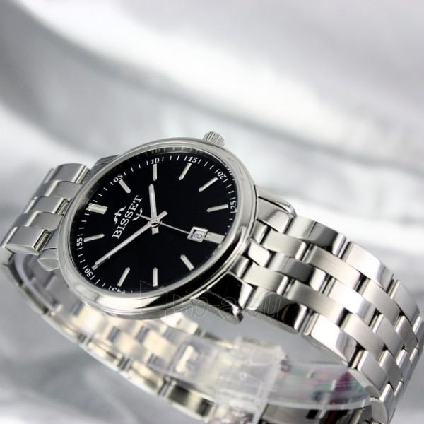 Male laikrodis BISSET Montowa BSDC96SIBX Paveikslėlis 6 iš 8 30069610811