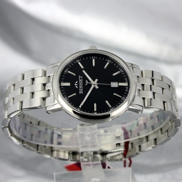 Male laikrodis BISSET Montowa BSDC96SIBX Paveikslėlis 7 iš 8 30069610811