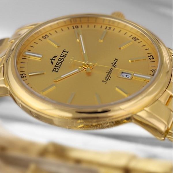 Vyriškas laikrodis BISSET Montowa Sapphire BSDX96GIGX05BX Paveikslėlis 2 iš 9 30069605821
