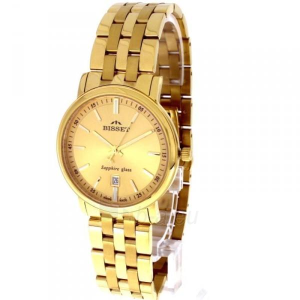 Vyriškas laikrodis BISSET Montowa Sapphire BSDX96GIGX05BX Paveikslėlis 3 iš 9 30069605821