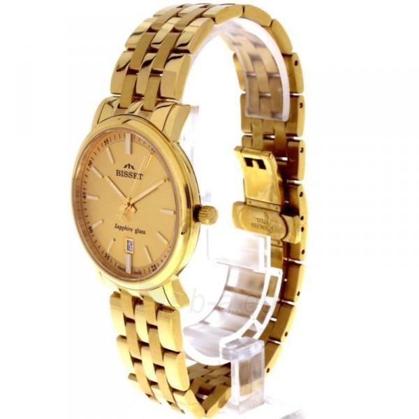 Vyriškas laikrodis BISSET Montowa Sapphire BSDX96GIGX05BX Paveikslėlis 4 iš 9 30069605821