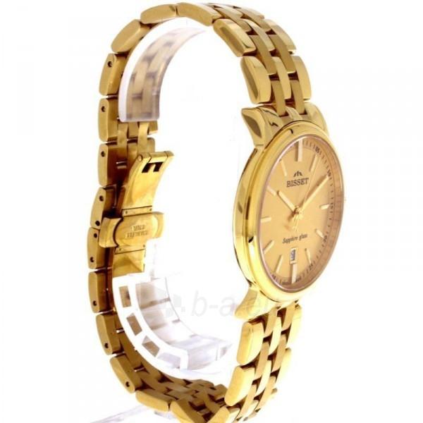 Vyriškas laikrodis BISSET Montowa Sapphire BSDX96GIGX05BX Paveikslėlis 7 iš 9 30069605821