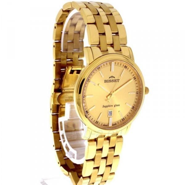 Vyriškas laikrodis BISSET Montowa Sapphire BSDX96GIGX05BX Paveikslėlis 8 iš 9 30069605821