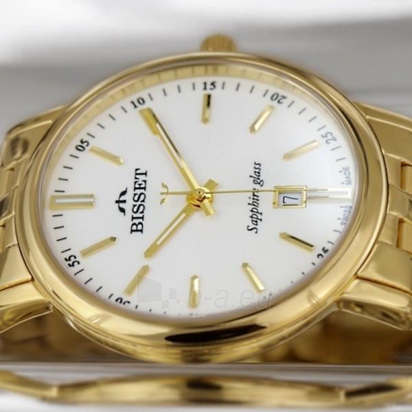 Vyriškas laikrodis BISSET Montowa Sapphire BSDX96GISX05BX Paveikslėlis 2 iš 2 30069605822