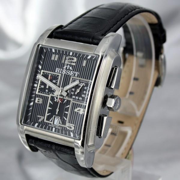 Vīriešu pulkstenis BISSET Montrotte BSCC67SABX Paveikslėlis 1 iš 7 30069605721