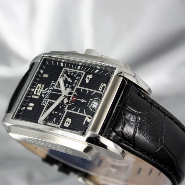Vīriešu pulkstenis BISSET Montrotte BSCC67SABX Paveikslėlis 5 iš 7 30069605721
