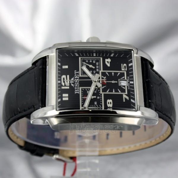Vīriešu pulkstenis BISSET Montrotte BSCC67SABX Paveikslėlis 6 iš 7 30069605721