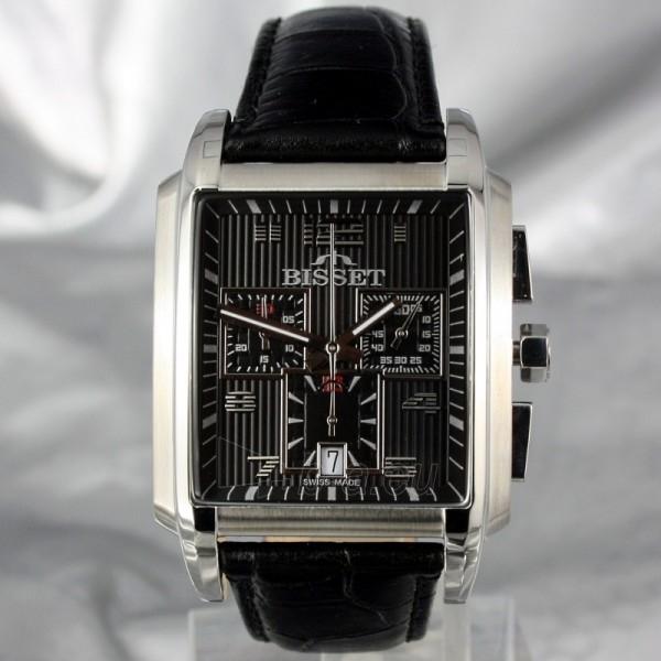 Vīriešu pulkstenis BISSET Montrotte BSCC67SABX Paveikslėlis 7 iš 7 30069605721