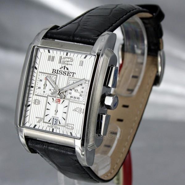 Men's watch BISSET Montrotte BSCC67SASX Paveikslėlis 1 iš 8 30069605722