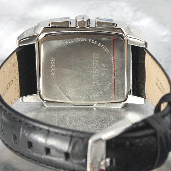 Men's watch BISSET Montrotte BSCC67SASX Paveikslėlis 2 iš 8 30069605722