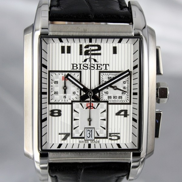 Men's watch BISSET Montrotte BSCC67SASX Paveikslėlis 4 iš 8 30069605722