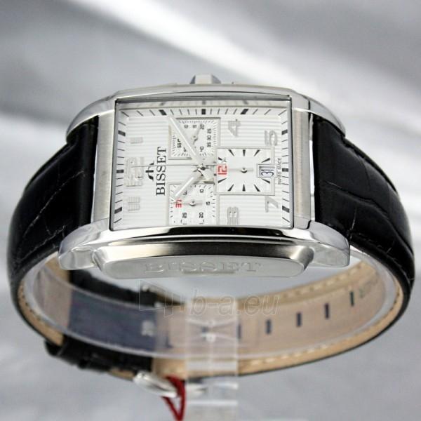 Men's watch BISSET Montrotte BSCC67SASX Paveikslėlis 7 iš 8 30069605722