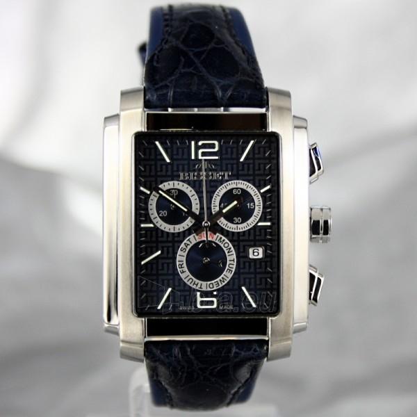 Vīriešu pulkstenis BISSET New Moon BSCX26 MS BL BL Paveikslėlis 2 iš 7 30069605723