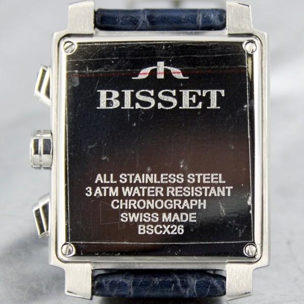 Vīriešu pulkstenis BISSET New Moon BSCX26 MS BL BL Paveikslėlis 7 iš 7 30069605723